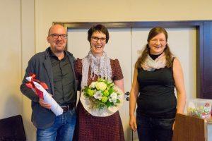 Jens Klaassen, Alexandra Geist, Katja Kleinwächter